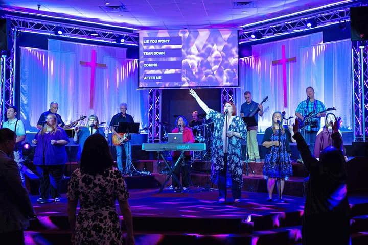 Elevated Worship Team